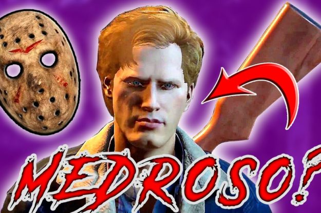 Tommy Medroso ! | Friday the 13th: The Game | Resumo Live Stream #24