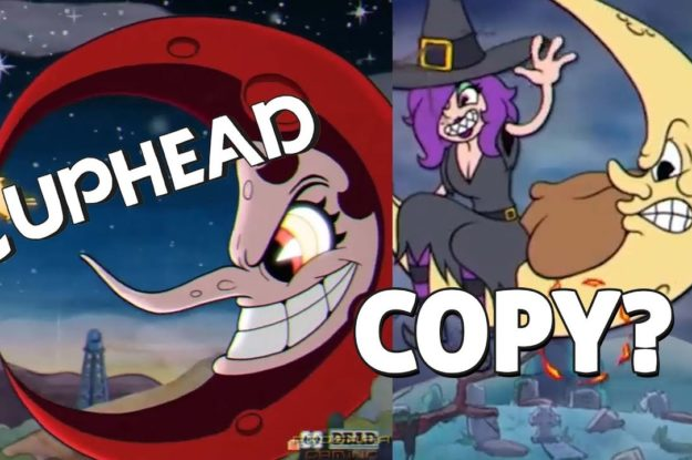 Enchanted Portals x CUPHEAD: Definitive Comparation! Take your own coclusions