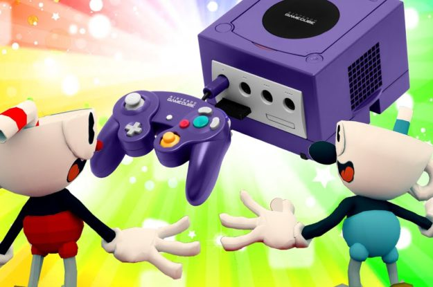 Cuphead Nintendo GAMECUBE! (If was made for Nintendo Gamecube Trailer Project released in 2005)