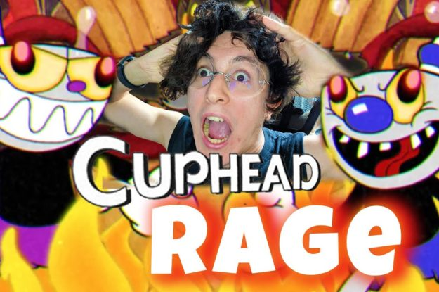 Ultimate Of Cuphead Rage Edition (Cuphead Rage Compilation, Fails, Best Of)