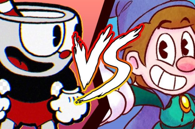 Enchanted Portals x CUPHEAD: Definitive Comparation! New! Take your own Conclusions